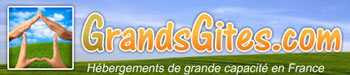 Gites de groupe en France