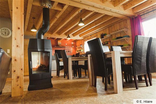 bercail montagne gite de groupe puy de d me 15 couchages. Black Bedroom Furniture Sets. Home Design Ideas