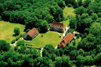 Gite de groupe Les Jardins de Bois Gérard
