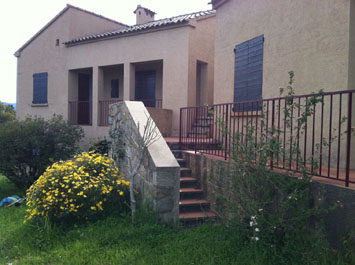 Gite de groupe Casa Simonpoli