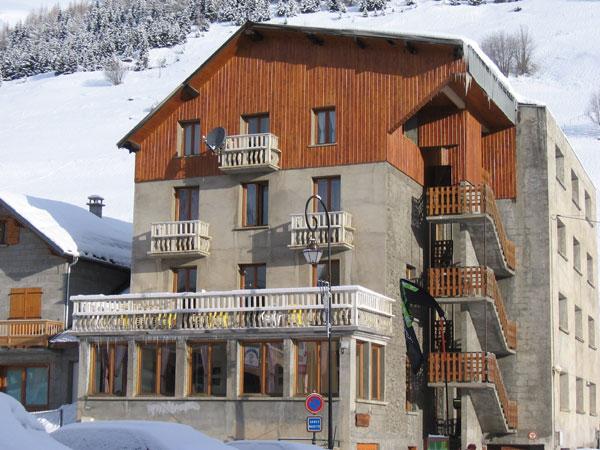 Chalet les trois lacs gite de groupe savoie 83 couchages - Office du tourisme saint sorlin d arves ...