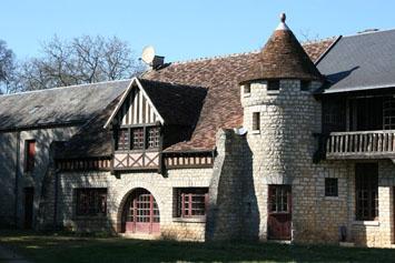 Gite de groupe Château de Chémeray