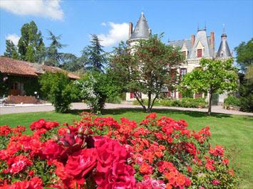 Gite de groupe Château des Landes