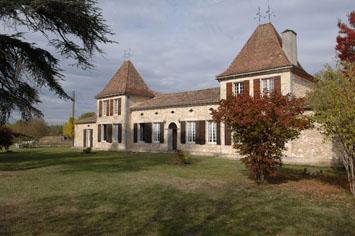 Gite de groupe Château Le Guit