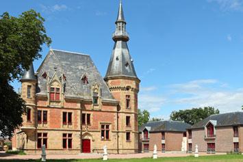 Gite de groupe Château de Petit Bois