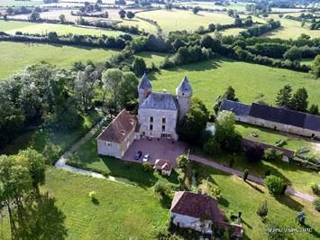 Gite de groupe Château de Celon