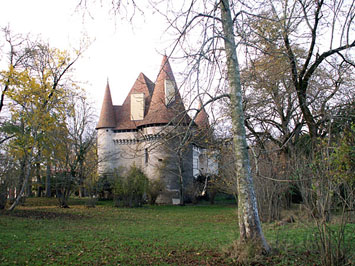 Gite de groupe Château Puyferrat