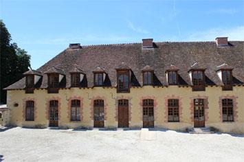 Gite de groupe Centre hébergement Château de Vaux