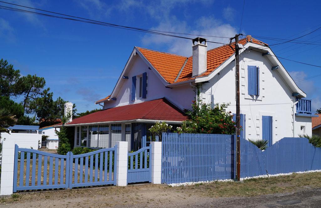 Villa la Dune Fleurie - Gite de groupe Landes 18 couchages
