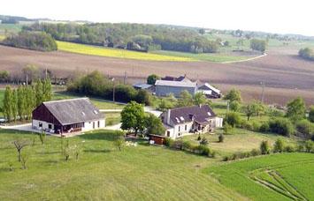 Gite de groupe Domaine de L'Echalier
