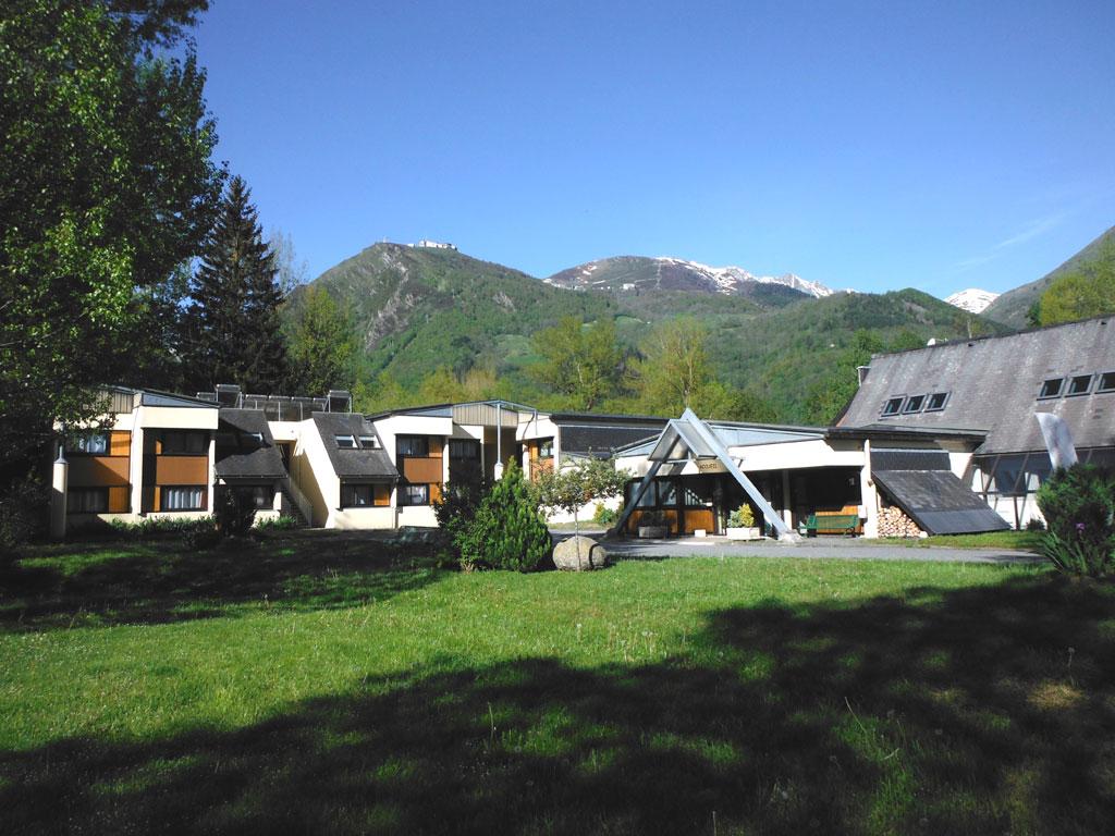 village vacance a la montagne