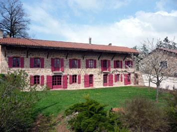 Gite de groupe La Ferme du Château