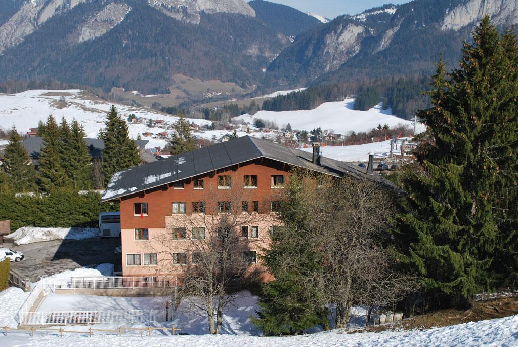 Chalet du Florimont - Gite de groupe Haute-Savoie 106 couchages