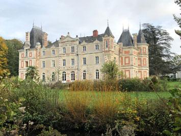 Gite de groupe Château de Grésillon