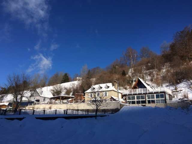 Le solayan gite spa gite de groupe haute garonne 35 - Hotel avec jacuzzi dans la chambre midi pyrenees ...