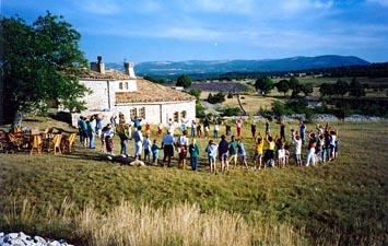 Gite de groupe La Maison d'Aurel