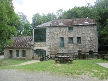 Gite de groupe Le Moulin de Moraypré
