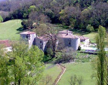 Gite de groupe Château de Rodié