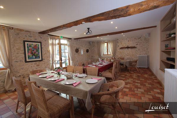 La maison saint nicolas gite de groupe eure 30 couchages for Maison nicolas