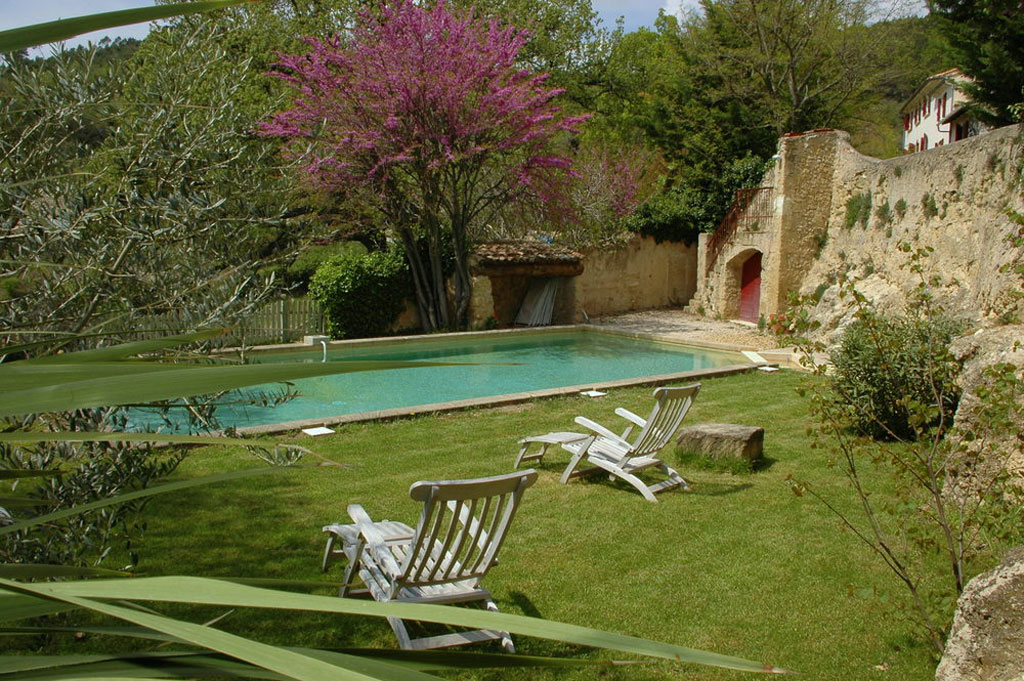 Gite de l\'Orangerie - Gite de groupe Vaucluse 15 couchages