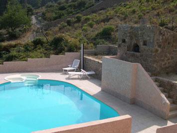 Gite de groupe Villa Casetta