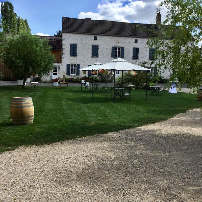 Ferme du Bois la Dame - Gite de groupe Yonne 20 couchages