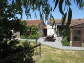Gîte équestre de Bourg Paillé