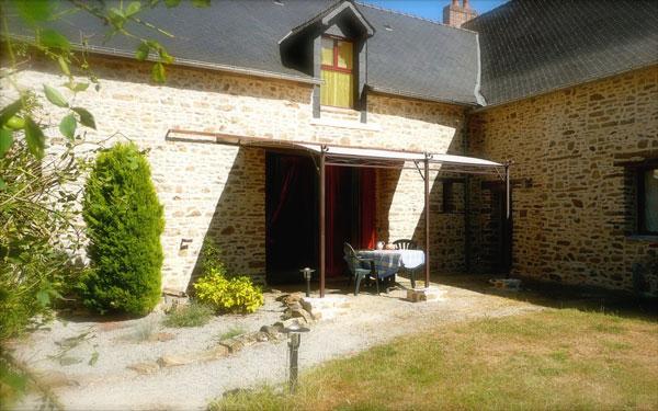 G 238 Tes La Huberderie Gite De Groupe Mayenne 28 Couchages