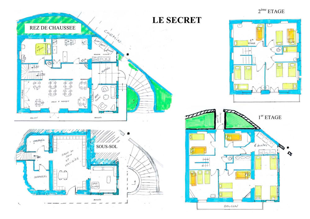 Le plan de qilby quotes for Les plans de lowe