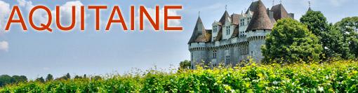 Gites de groupe Aquitaine