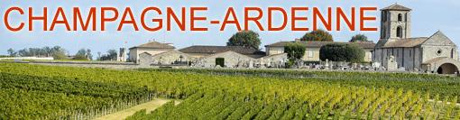 Gites de groupe Champagne-Ardenne