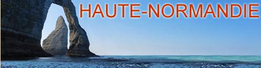 Gites de groupe Haute-Normandie