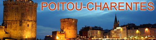 Gites de groupe Poitou-Charentes