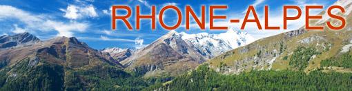 Gites de groupe Rhône-Alpes